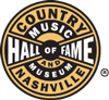 Country Music Hall of Fame Logo